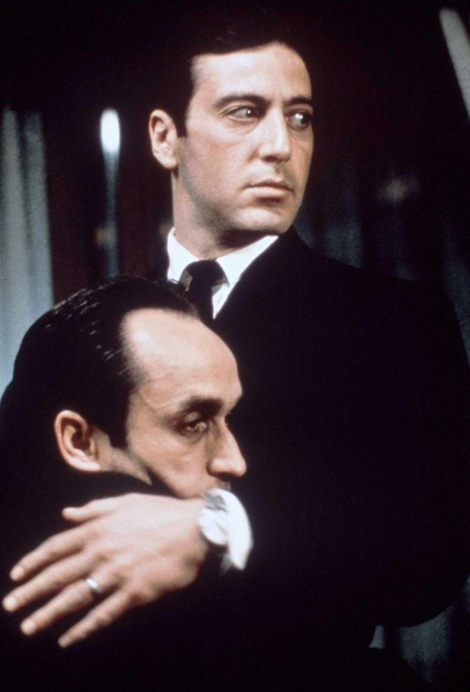 """The Godfather Part 2"" (1974): Pacino again was"