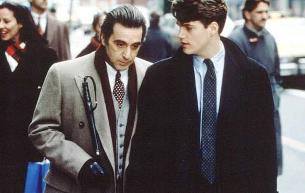 """Scent of a Woman"" (1992): Pacino finally won"