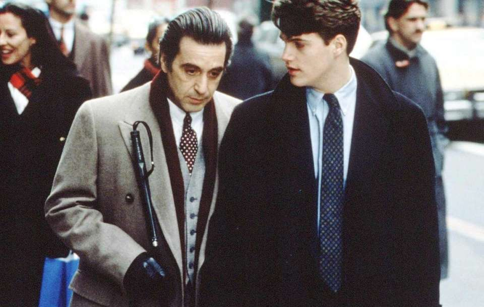 """""""Scent of a Woman"""" (1992): Pacino finally won"""