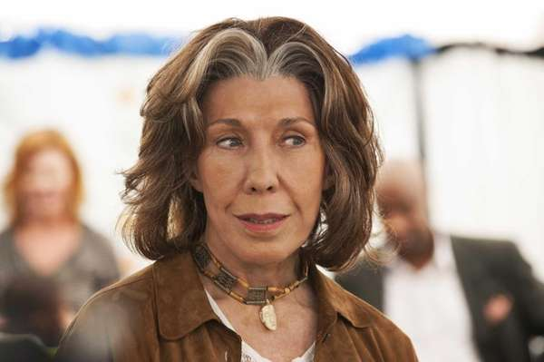 Lily Tomlin as Susannah in a scene from
