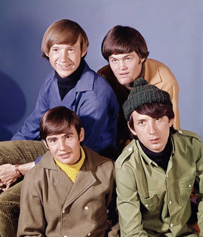 Pop musical group,