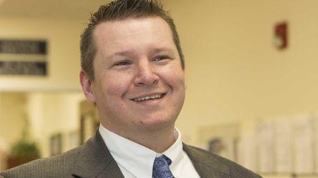 Police Officer Eric Sickles, a former member of