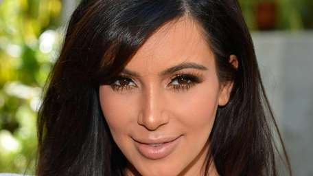 Kim Kardashian attends DuJour magazine's Spring issue collaboration