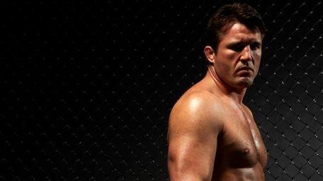 UFC light heavyweight Chael Sonnen is a coach