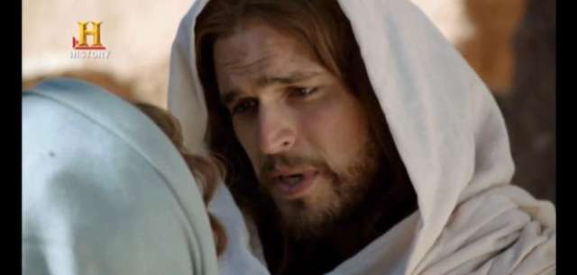 Portuguese Actor Diogo Morgado on playing Jesus in