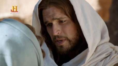 Portuguese Actor Diogo Morgado on playing Jesus in