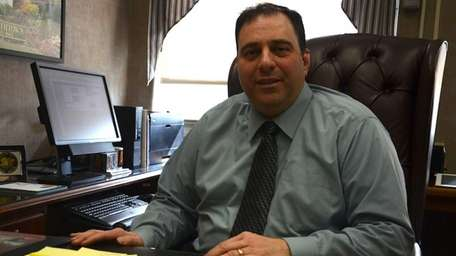 Anthony Annunziato, 49, of Smithtown, has been superintendent