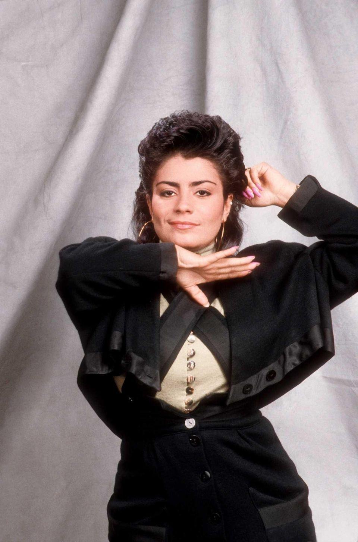 Lisa Lisa, born Lisa Velez, was the first