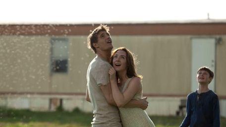 Max Irons, Saoirse Ronan, and Chandler Canterbury star