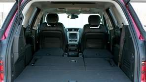 You simply can't ignore the 2013 GMC Acadia's