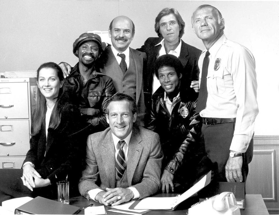 Ensemble drama that revolutionized the TV cop show