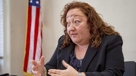 Arlene Markarian heads the Nassau district attorney's Elder