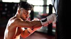 Featherweight Dennis Buzukja will fight on Dana White's