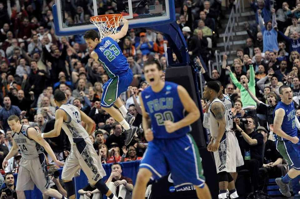 2013 NCAA Tournament No. 15 Florida Gulf Coast