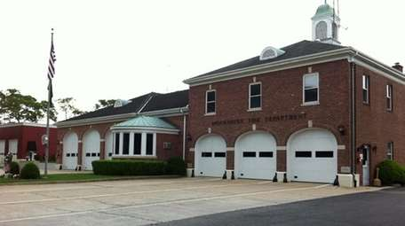 The Brookhaven hamlet fire department.