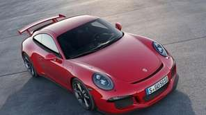 The 2014 Porsche 911 is the standard for