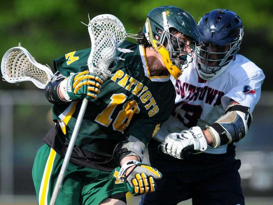 JACK BRUCKNER Midfielder, Ward Melville, Sr.