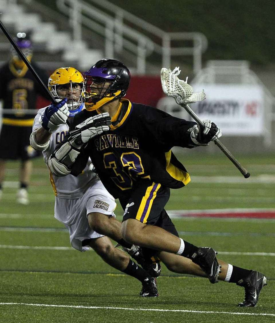 ZACH SIRICO Attack, Sayville, Sr.