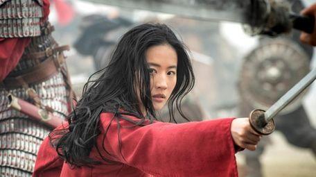 Yifei Liu in the title role of Walt