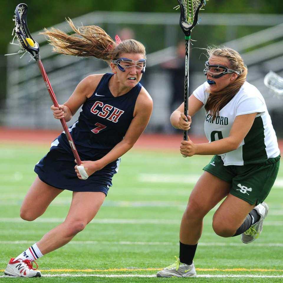 JILLIAN LEE Midfielder, Cold Spring Harbor, Sr.