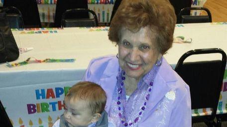 Shirley Katz, 95, of West Babylon died on
