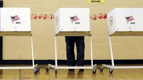 Village elections will be held around Long Island