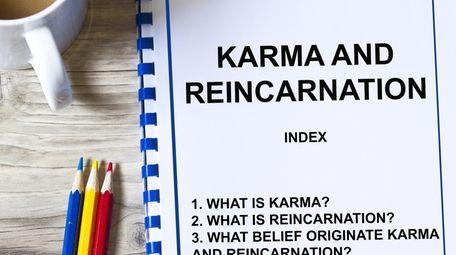 Rabbi Marc Gellman writes about karma and reincarnation.