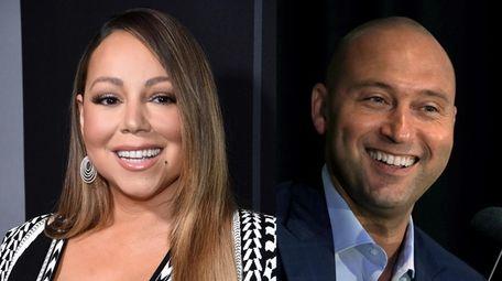 Mariah Carey says she had a brief fling