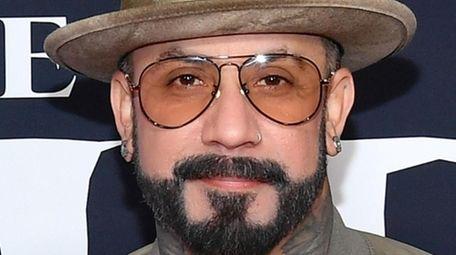 The Backstreet Boys' AJ McLean is set to
