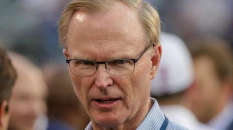 New York Giants co-owner John Mara on the