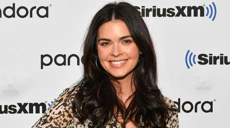 Katie Lee, who publicly announced her pregnancy