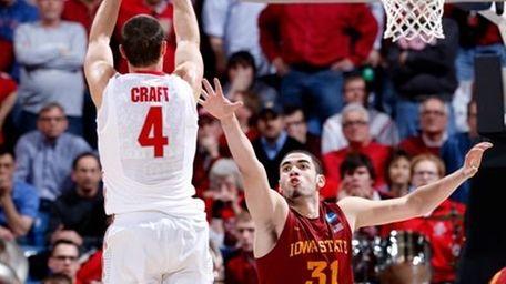 Ohio State's Aaron Craft hit the game-winning 3-pointer.
