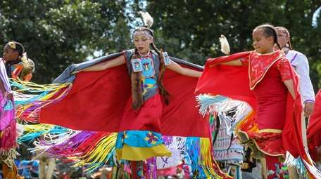 The Shinnecock Nation's annual powwow, held every year