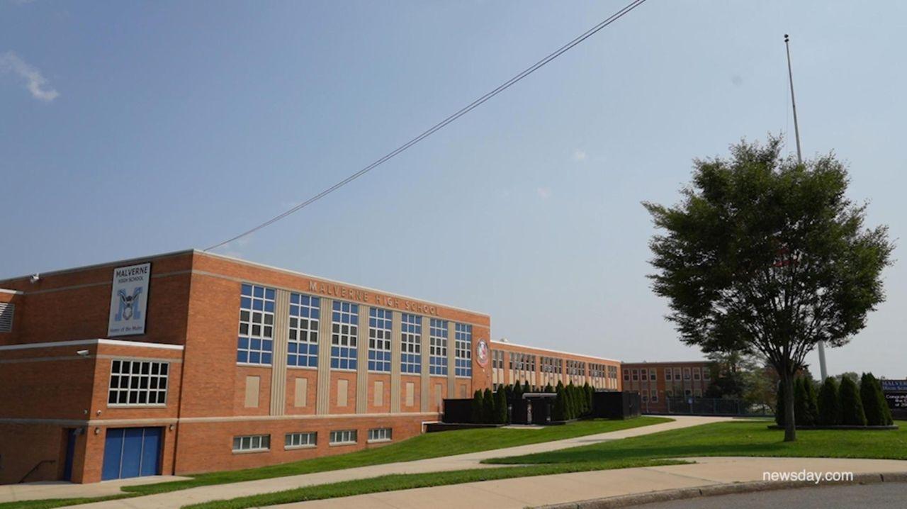Officials with the Malverne school district have dealt