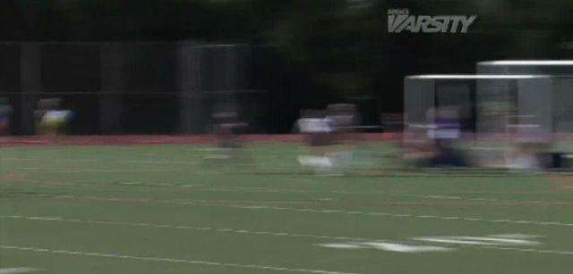 Highlights of the field hockey game between Garden