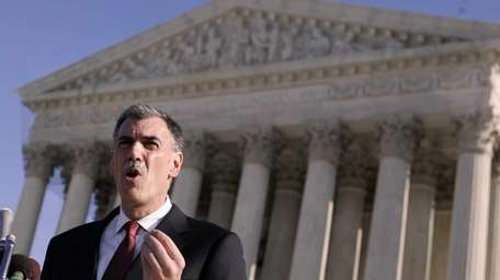 Solicitor General Donald Verilli will argue before the