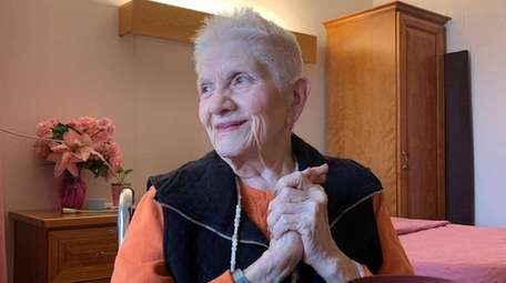 Edith Vitale died from the coronavirus at 91.