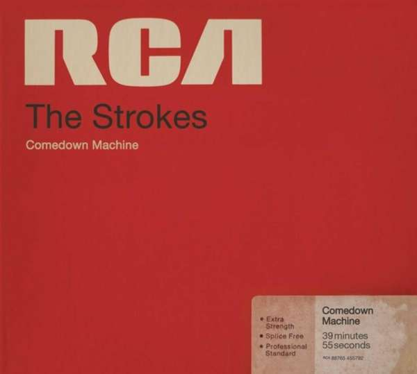 "This CD cover released by RCA shows ""Comedown"