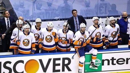 Islanders Lightning Enjoying Change Of Venue To Edmonton Bubble Newsday