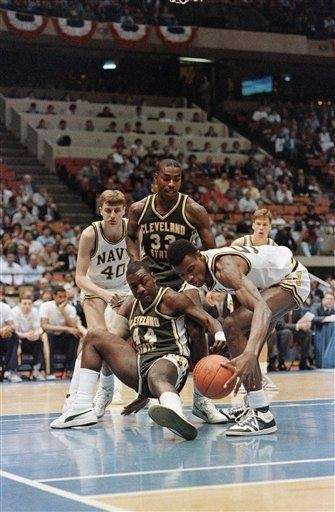 1986: NO. 14 CLEVELAND STATE Lost to No.