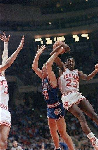 1988: NO. 13 RICHMOND Lost to No. 1