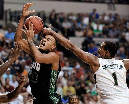 2012: NO. 13 OHIO Lost to No. 1