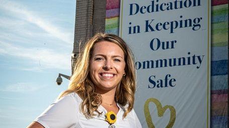 Michaela Weil, a Northwell registered nurse since 2016,