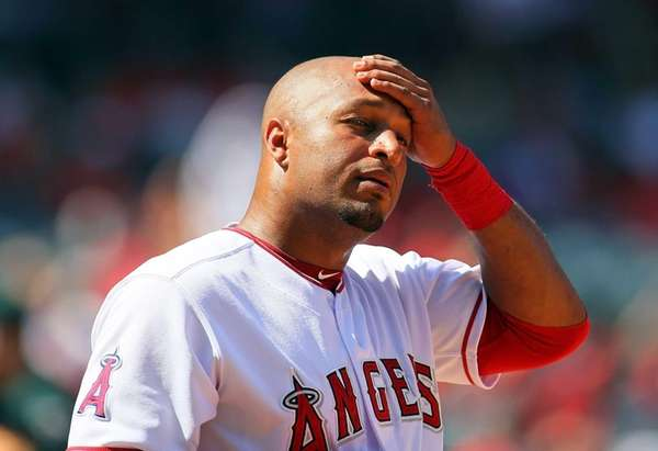 Los Angeles Angels of Anaheim outfielder Vernon Wells