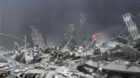 World Trade Center first responders are more likely