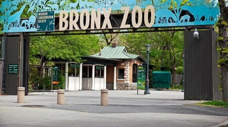 The Bronx Zoo, one of the world's