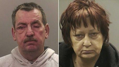 Thomas McKinley, 53, and Lorraine Bianchini, 61, both