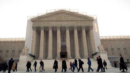 The U.S. Supreme Court heard arguments this week