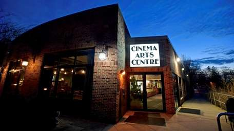 Huntington's Cinema Arts Centre is one of several