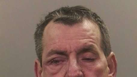 Thomas McKinley, 53, of Elmont, has been charged